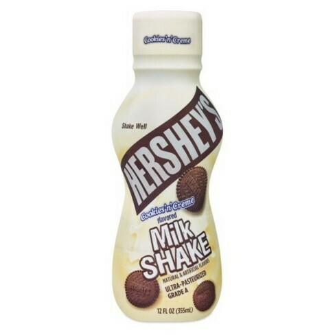 * Hershey's Cookies 'n' Cream Shake 12 Ounces