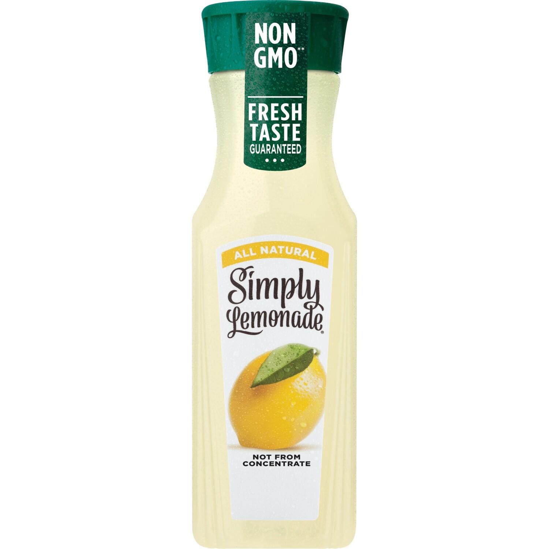 * Simply Lemonade 12-11.5 Ounces