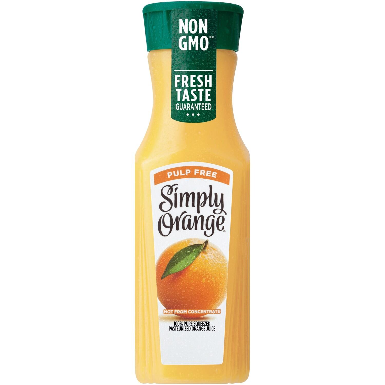 * Simply Orange Juice 12-11.5 Ounces