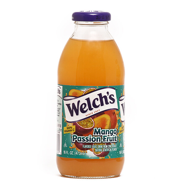 * Welch'S Mango Passion 12-16 Ounces Glass