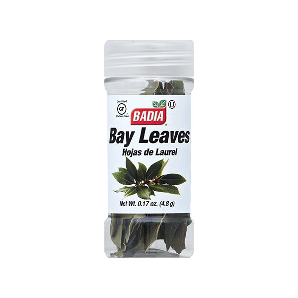 * Badia Bay Leaves Whole 0.17 Ounces