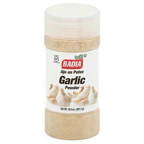 * Badia Garlic Powder 10.5 Ounces