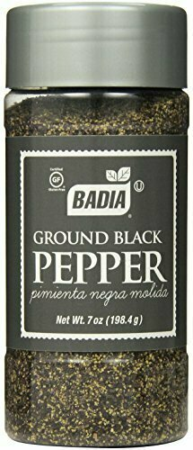 * Badia Ground Black Pepper 7 Ounces