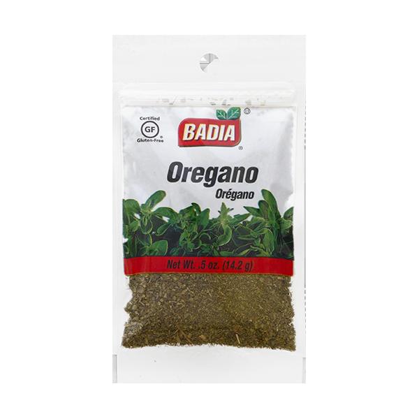 * Badia Oregano Whole 0.5 Ounces