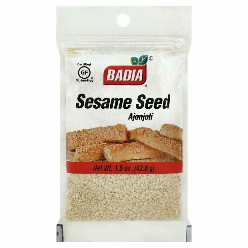 * Badia Sesame Seed   1.5 Ounces