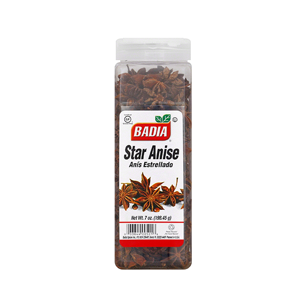 * Badia Star Anise 7 Ounces