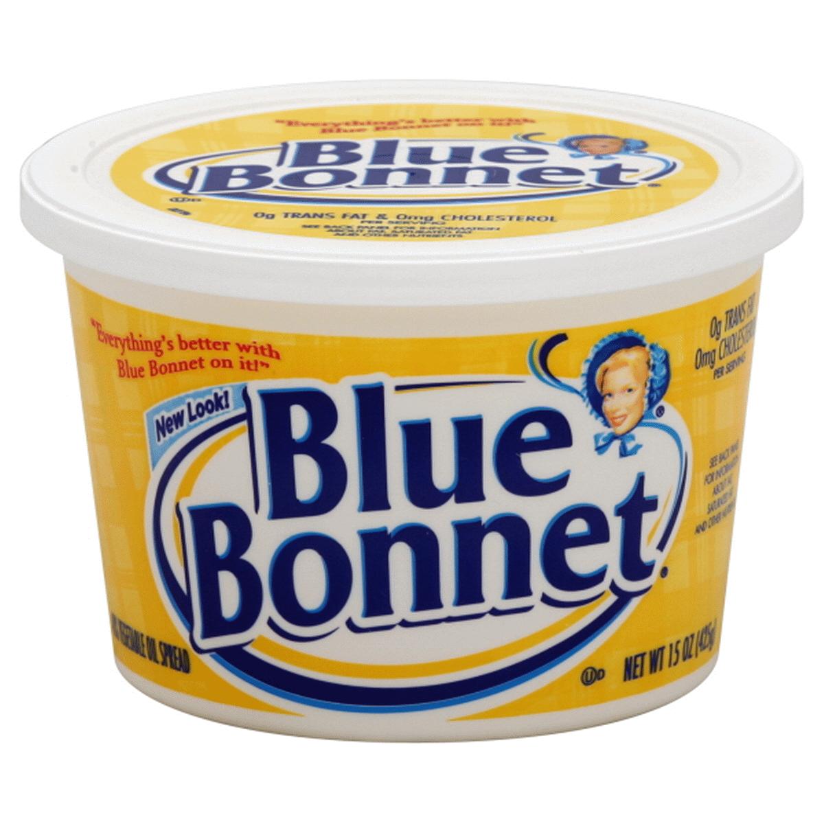 * Blue Bonnet Spread 15 Ounces