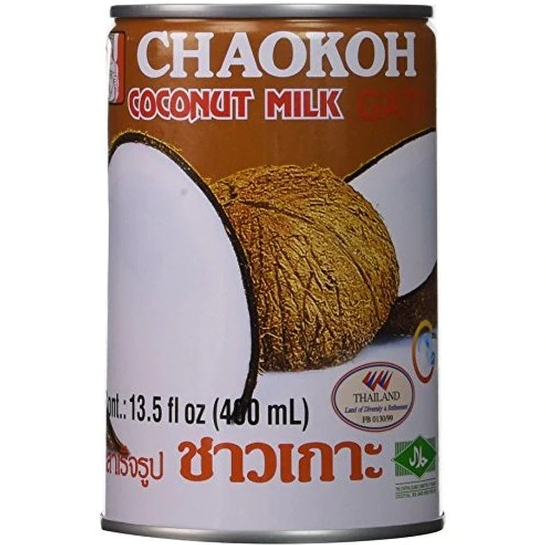 Chaokoh Coconut Milk 13.5 Ounces