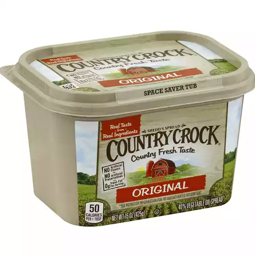 * Country Crock Spread 15 Ounces
