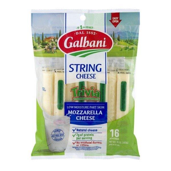 * Galbani Mozz String Cheese 16 Ounces