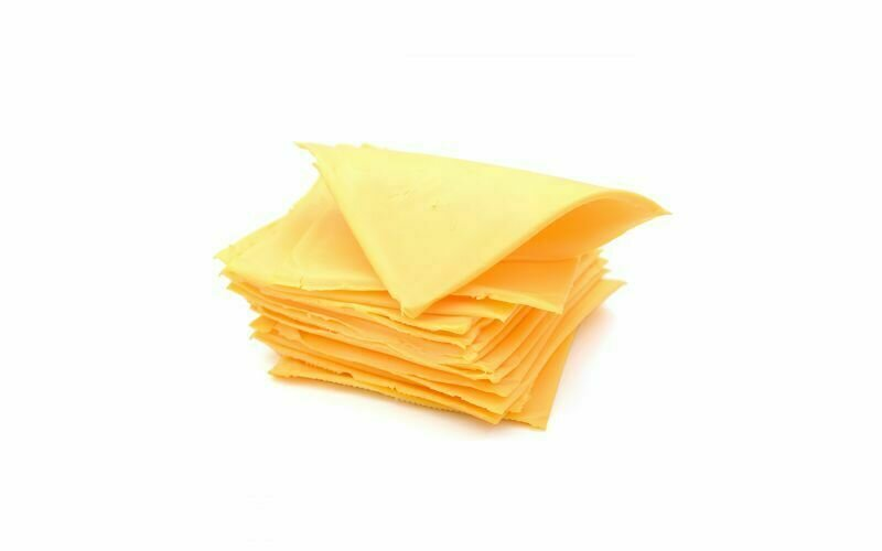 * Great Lakes American Yellow Cheese Sliced 16 Ounces