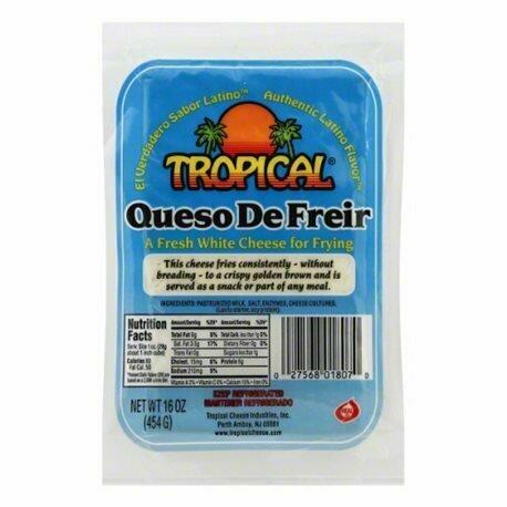 * Tropical Queso De Freir 16 Ounces