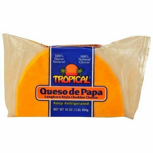 * Tropical Queso De Papa 16 Ounces