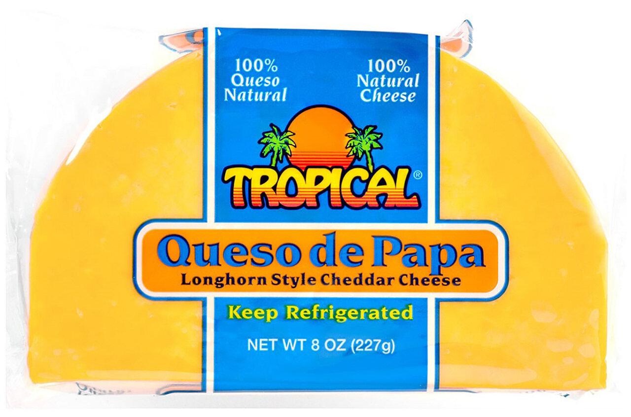 * Tropical Queso De Papa 8 Ounces