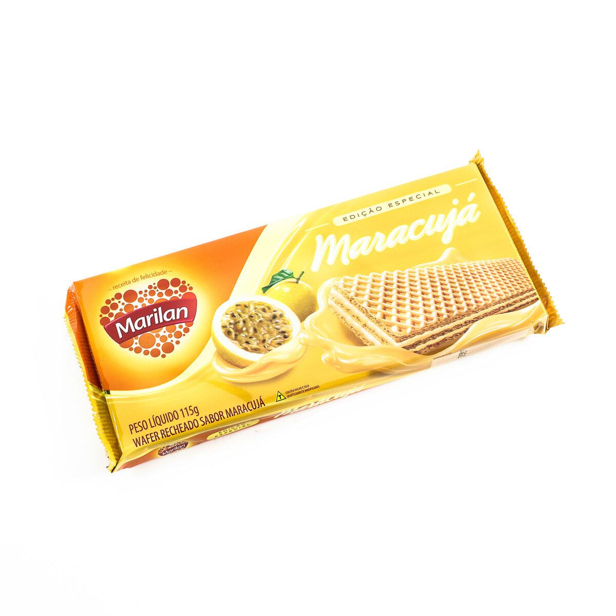 * Marilan Vanilla Wafer 115 Grams