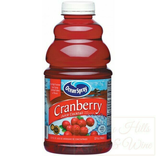 Cranberry Juice Cocktail 32 Ounces