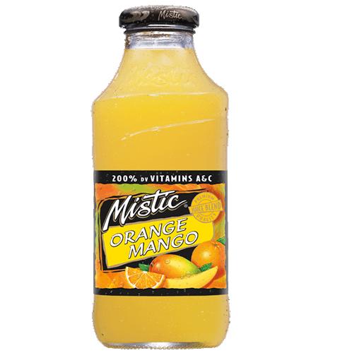 Mistic - Orange Mango Drink 16 Ounces