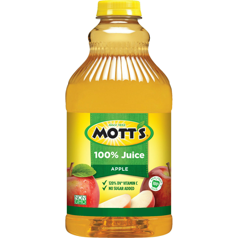 Motts Apple Juice 64 Ounces