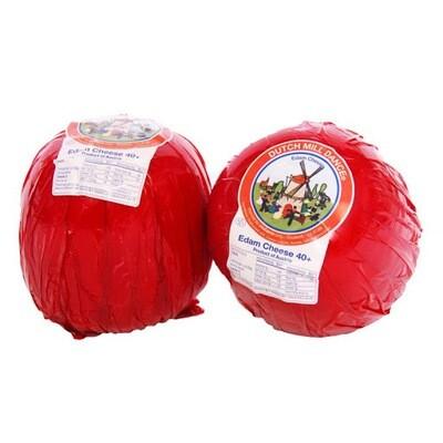 * Edam Balls (Avg 4 Pounds) Per Pound