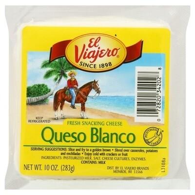 * El Viajero  Blanco 10 Ounces