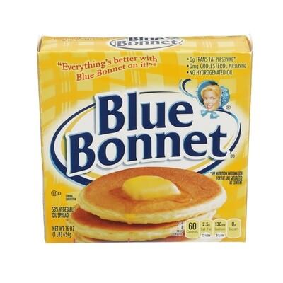 * Blue Bonnet Margarine Qtr 16 Ounces