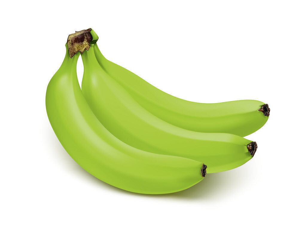 * Bananas Green (Minimum 4-6 ct)