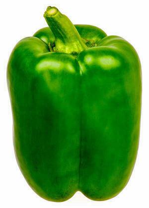 * Bell Peppers Green 1 Piece