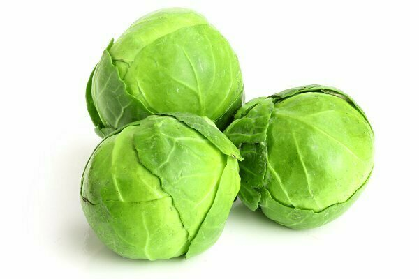 * Brussels Sprouts 1 Pound