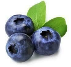 * Blueberries 4.4-6 Ounces