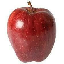 * Apples Red Delicious 1 Piece