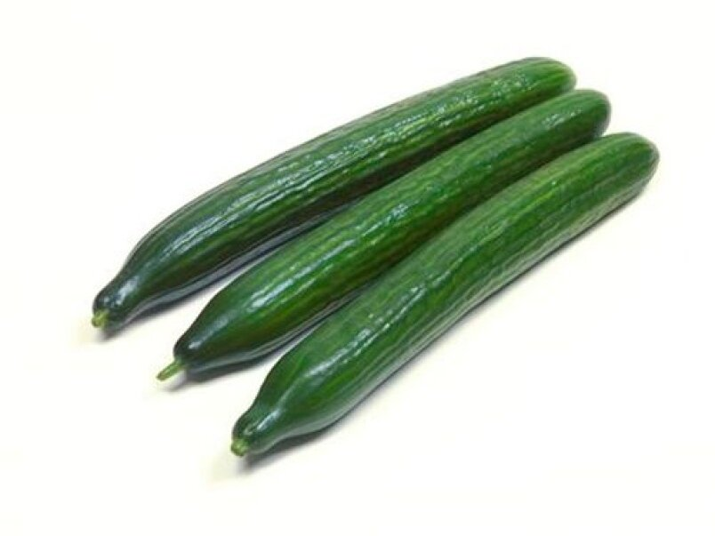 * Cucumbers English Hot House 1 Piece