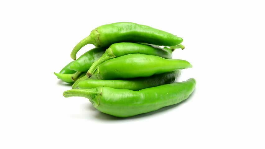 * Green Peppers Long Hot 1 Each