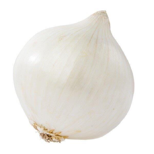 * Onions White 1 Piece