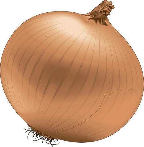* Onions Yellow 3 Pounds