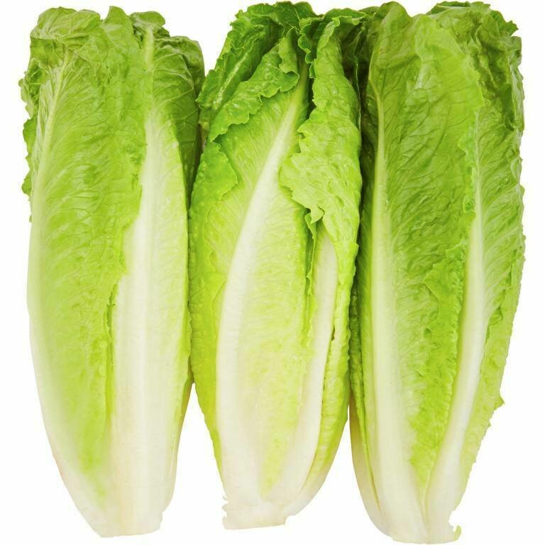 * Romaine Hearts Lettuce 3 Count