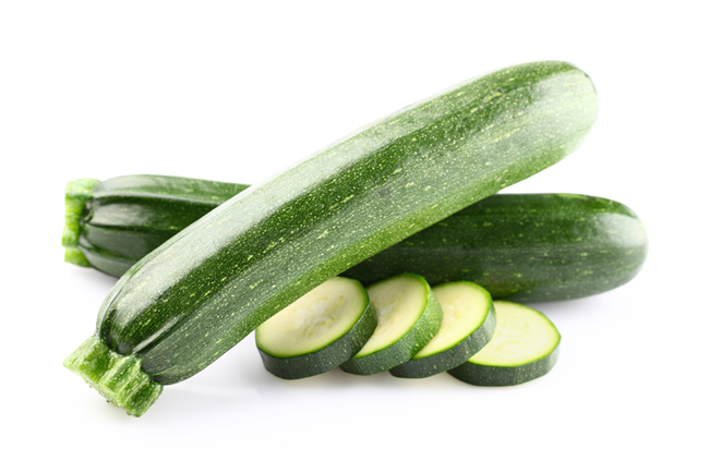 * Zucchini Squash 1 Piece