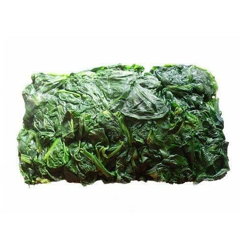 Frozen Spinach 3 Pounds