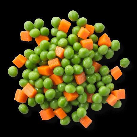 Frozen Peas & Carrots 2 1/2 Pounds