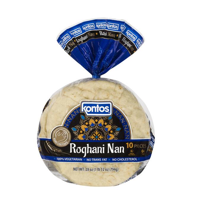 * Kontos Roghani Nan Flatbread 10 Count