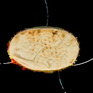 "* Kontos 8"" Gyro-Panini Bread 10 Count"