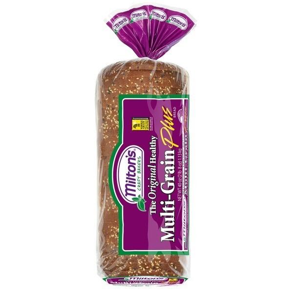* Milton's Multi-Grain Panini Bread 64 Ounces