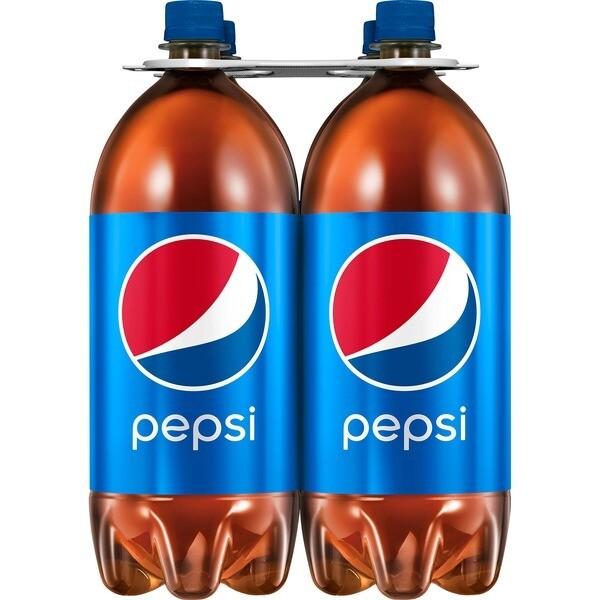 * Pepsi 2 Liters (4-Pack)