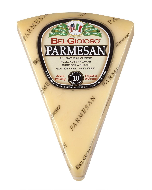 * Belgioioso Parmesan Cheese 1/4 Wheel (Avg Wt. 15 Pounds)
