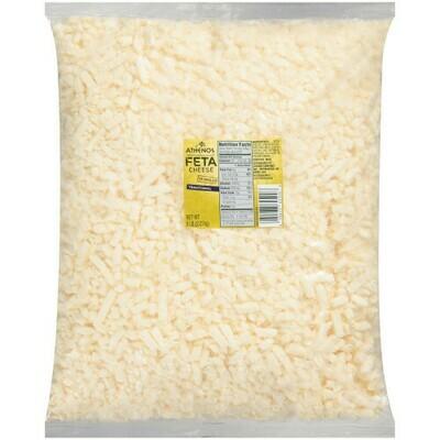 * Athenos Traditional Feta Cheese Crumbles 5 Pounds