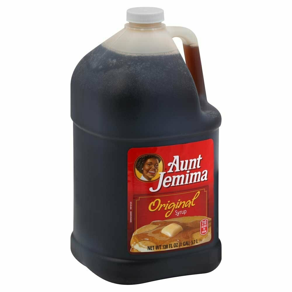 * Aunt Jemima Original Syrup 1 Gallon