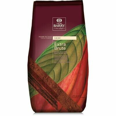 * Barry Callebaut Extra Brute Cocoa Powder 2.2 Pounds