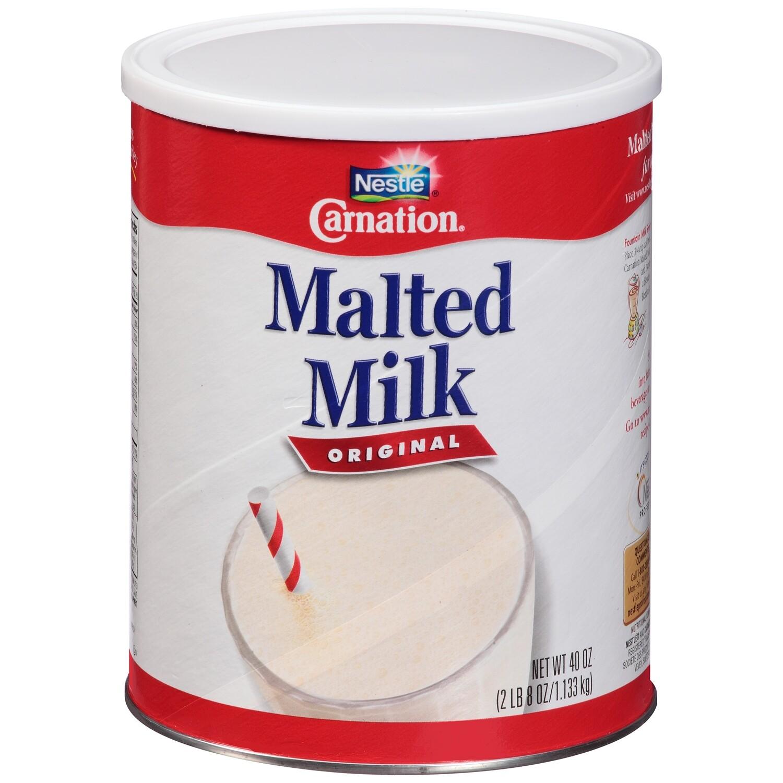 * Carnation Malted Milk 2.5 Pounds