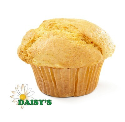 * Daisy's Bakery Unwrapped Corn Muffin 6-5 Ounces