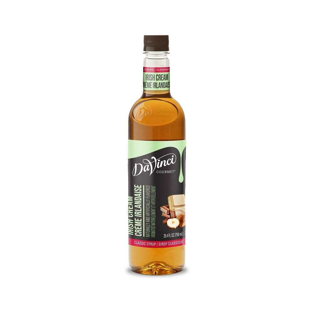 * DaVinci Gourmet Irish Cream Syrup 750 Ml