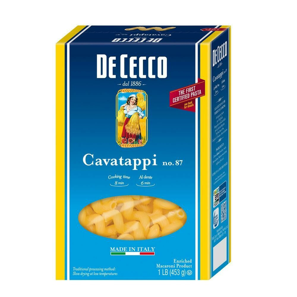 * DeCecco Cavatappi Pasta 1 Pound
